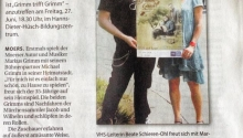 Presse: Lauter Grimms